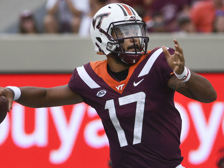 Former Virginia Tech QB Josh Jackson commits to Maryland