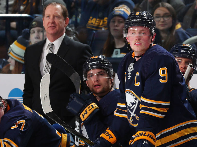 Sabres GM: 'There's not going to be a coaching change'