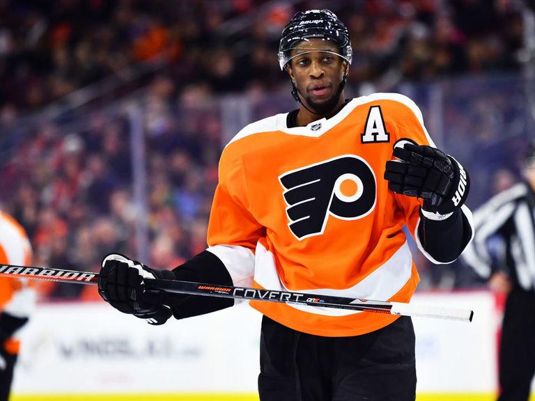 Flyers trade Simmonds to Predators