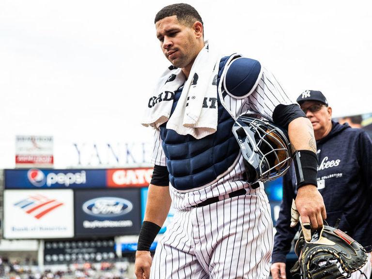Yankees' Sanchez 'way over' Morrison's past HR Derby comments