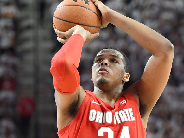 Ohio State suspends Wesson for violating team policy
