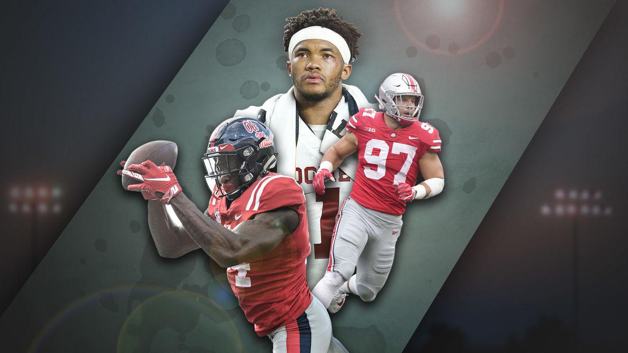 NFL Mock Draft 3.0  Combine stars make big leaps  9857ee8c9