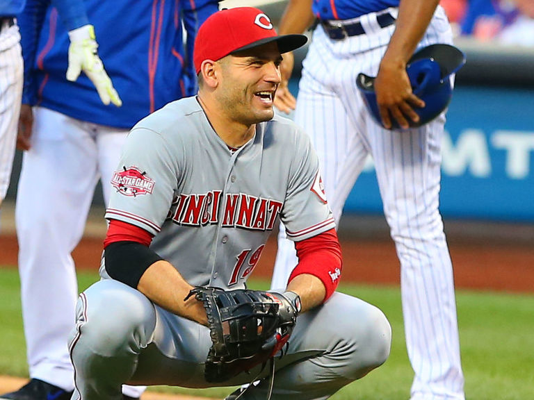 Reds scout believed Votto was 'not ready for pro ball'