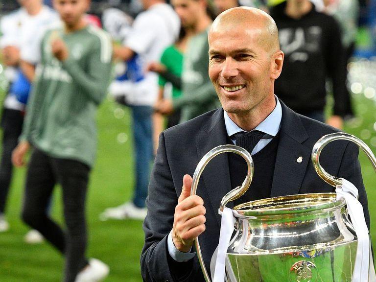 Zidane makes shocking return to Real Madrid