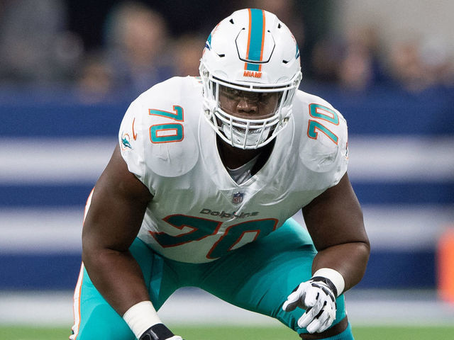 san francisco 70ff9 40af5 Report: Ja'Wuan James to sign 4-year, $52M contract with ...