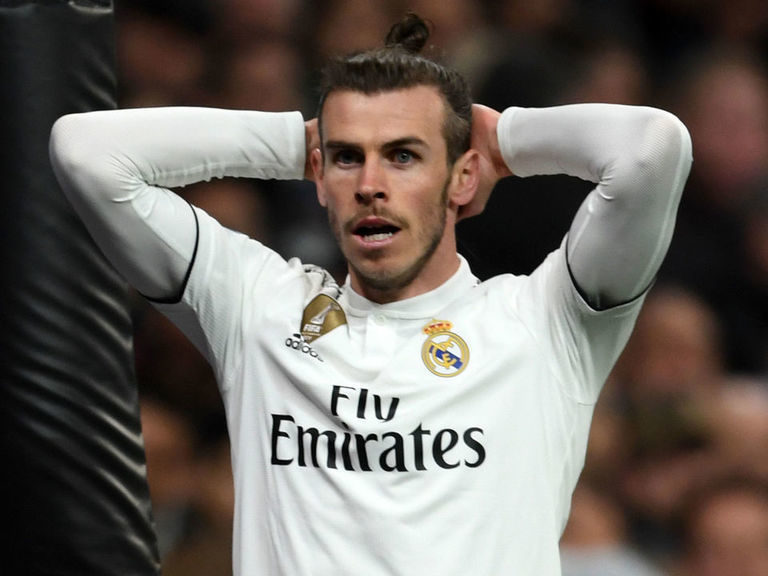 Report: Real Madrid willing to let Bale go to China for free