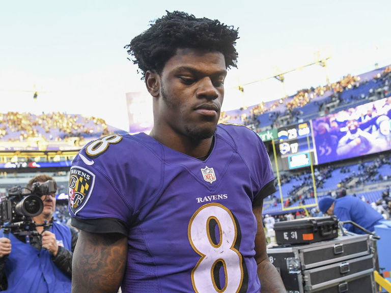 Lamar Jackson surprised to learn Ravens installing new offense