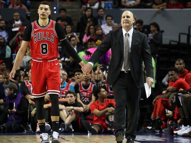 Report: Bulls' LaVine to cover Boylen's fine