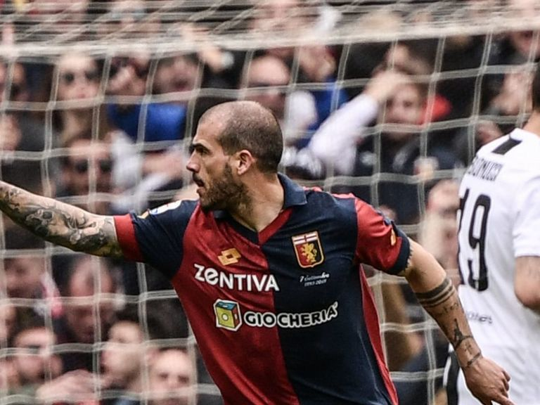 Sturaro haunts former side as Genoa hand Juventus 1st Serie A loss