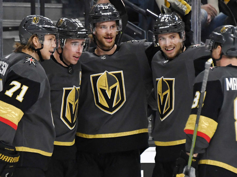 NHL Power Rankings: Golden Knights take game to next level