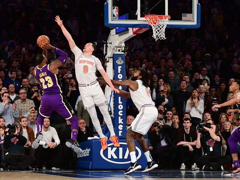 Hezonja reflects on viral block vs. LeBron: 'The entire world is watching'
