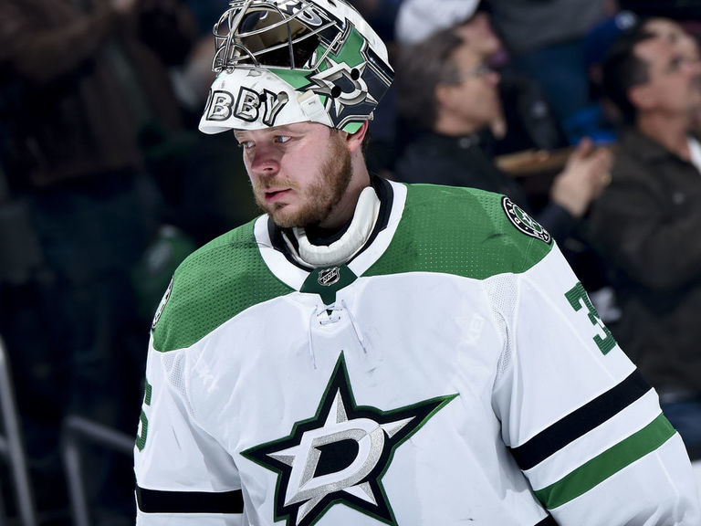Khudobin puzzled after Stars tie club's worst start: 'F---ing, I don't