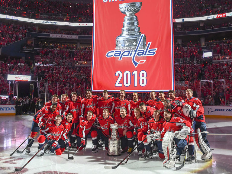 Report: Capitals to visit White House on Monday