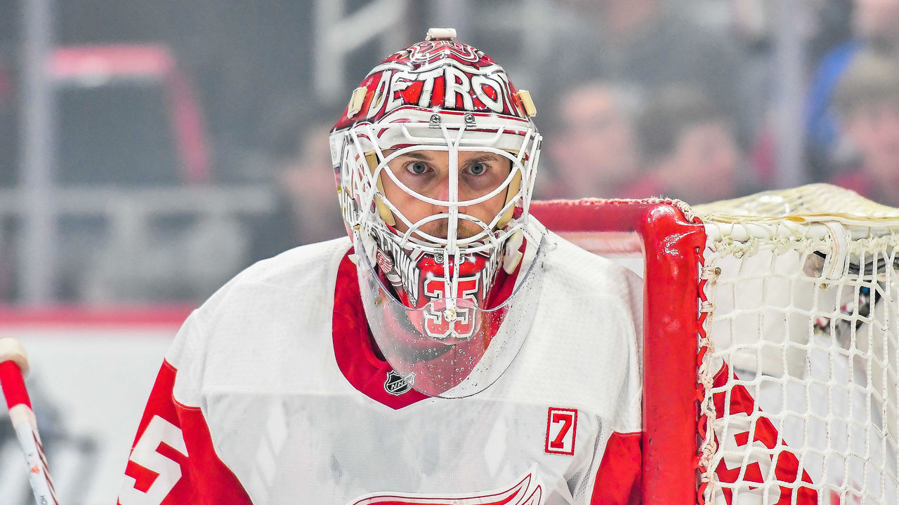7b2ad1c1601 Report  Red Wings expected to re-sign Howard to 1-year deal ...