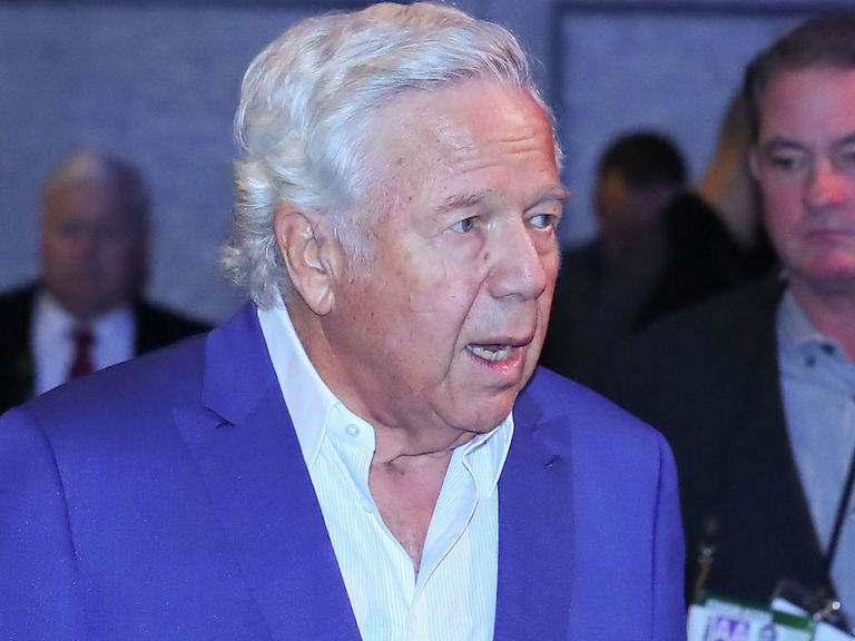 Kraft pleads not guilty to charges, requests jury trial