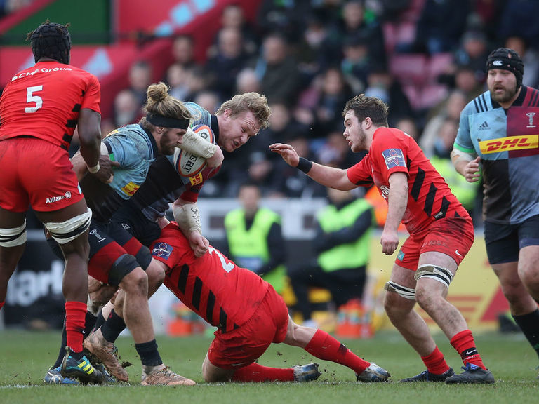 Saracens expect to host rugby union derbies at Spurs' new home