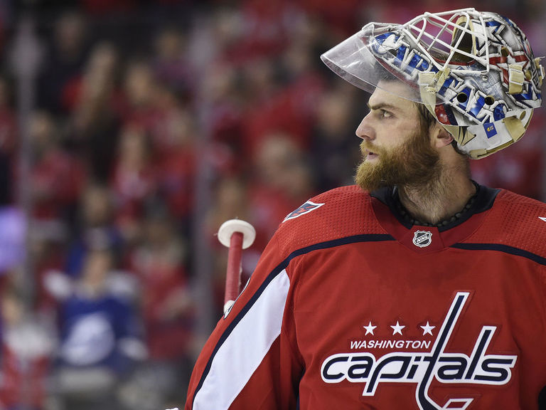 Caps start Samsonov over Holtby, coach insists there's no controversy