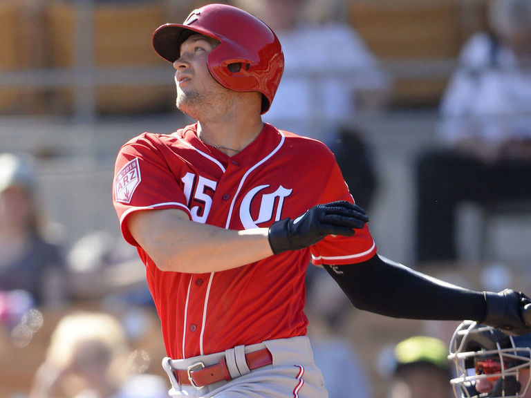 Reds call up top prospect Nick Senzel, will hit 2nd in Friday debut