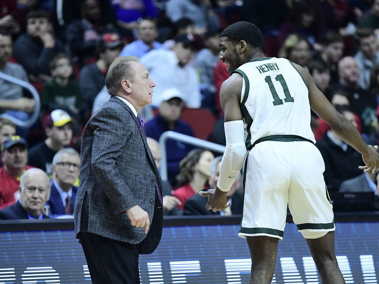 Spartans' Henry after Izzo's actions: 'I didn't think it was a big deal'