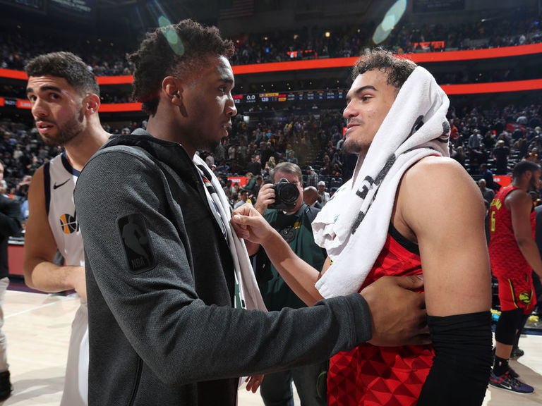 Mitchell, Kuzma endorse Trae Young for ROTY after 32-point performance