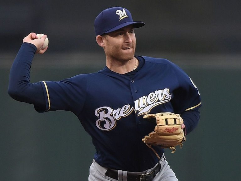 Indians sign infielder Brad Miller with Kipnis injured