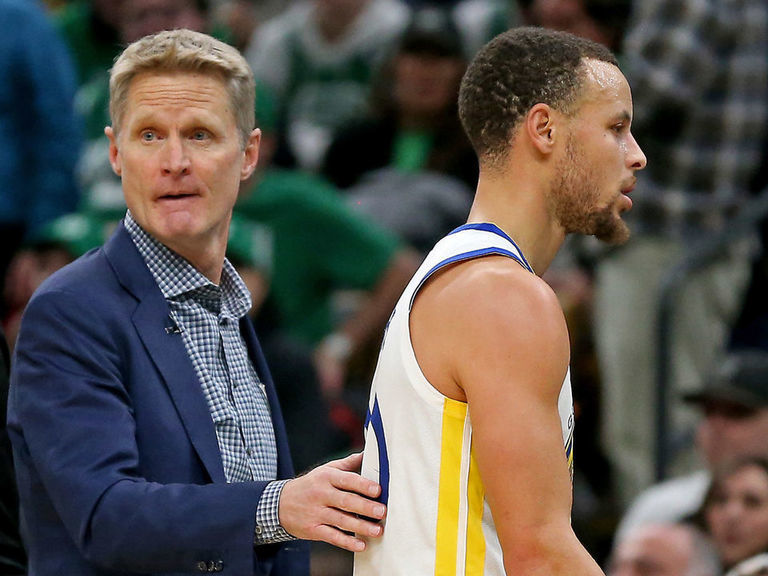 Kerr: Warriors prioritizing health in chase for No. 1 seed