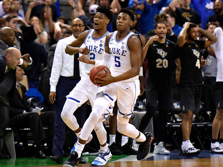 It took 3 days, but March Madness arrived for Duke-UCF