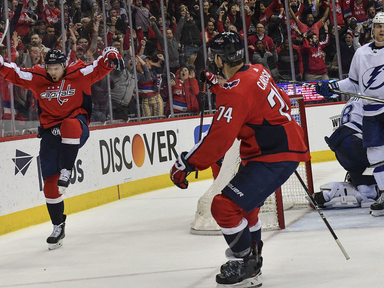Kuznetsov dismisses Cherry's celly dig: 'He should shut his mouth'