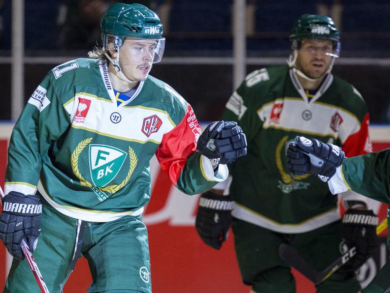 Oilers sign Joakim Nygard to 1-year deal