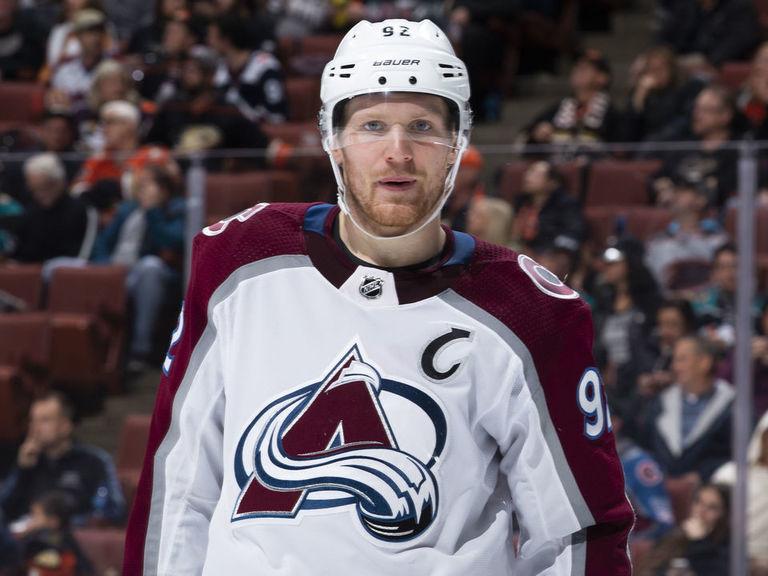 Landeskog set to return vs. Canadiens after 16-game absence