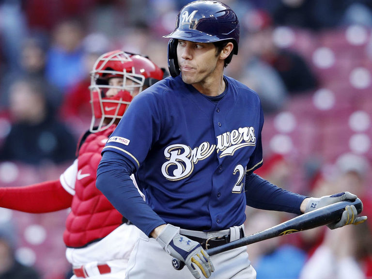 Yelich to Darvish amid sign-stealing debate: 'Nobody needs help facing