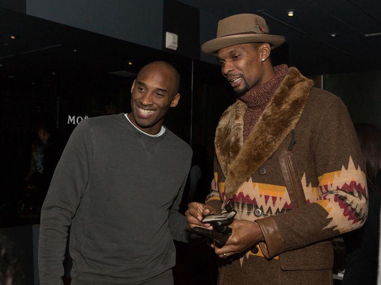 Bosh says Kobe's Oscar ended his desire for NBA comeback