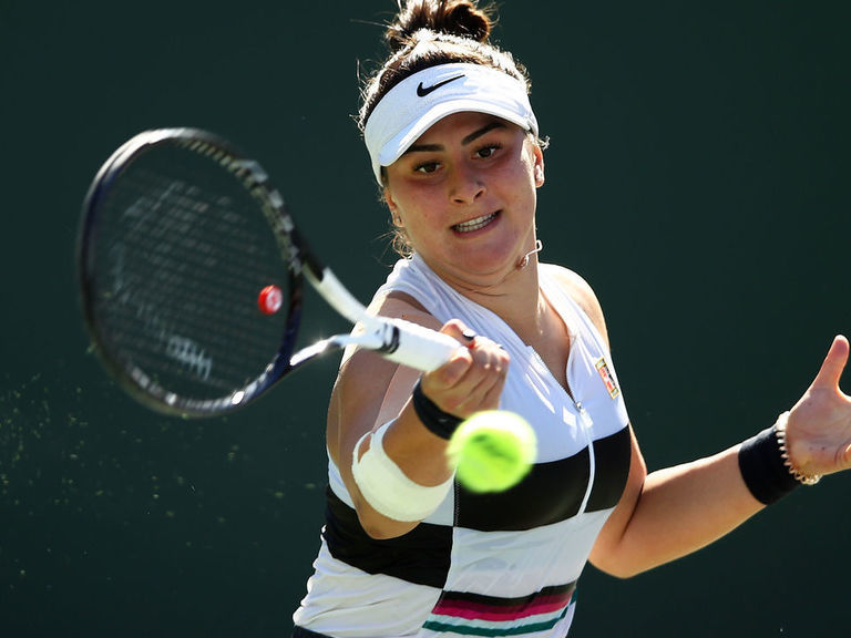 Andreescu brushes off Kerber's 'drama queen' remarks