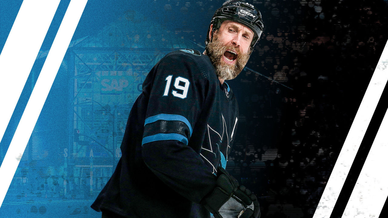 Everyones Got A Story About Joe Thornton Who May Be Chasing Cup