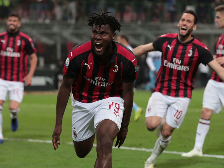 5 things from AC Milan's vital win over Lazio