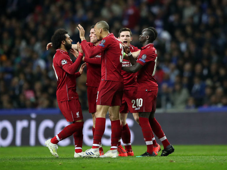 Liverpool secure semifinal berth with comfortable win over Porto