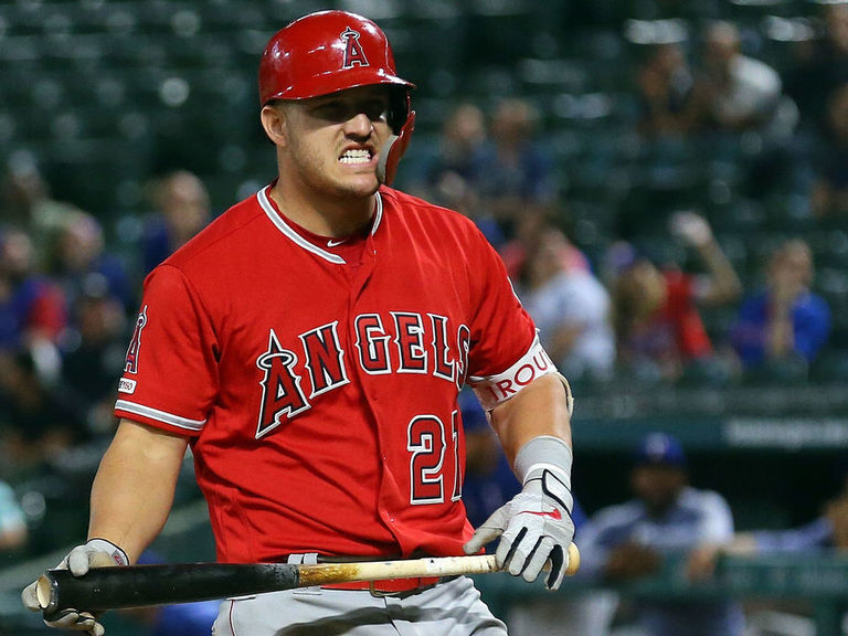 Hey look, the Angels squandered another epic Mike Trout season