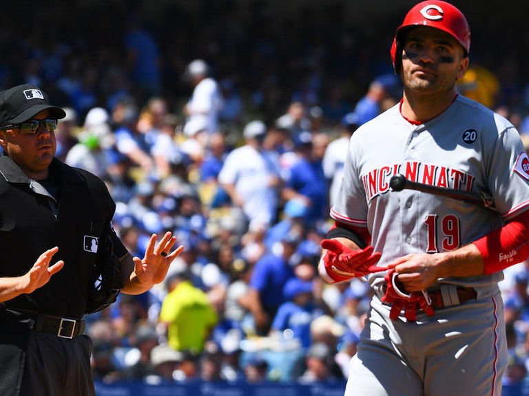 Struggling Votto confident he can turn it around: 'It's just not over'