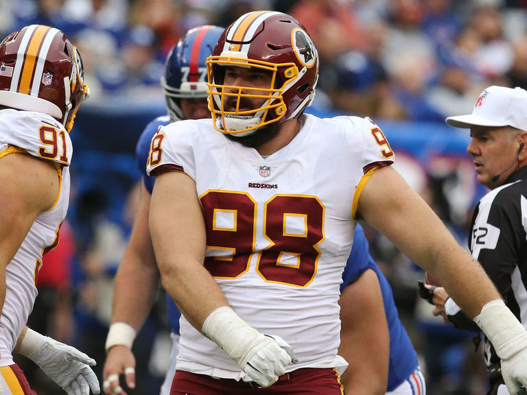 Report: Redskins give Matt Ioannidis 3-year, $21.75M extension