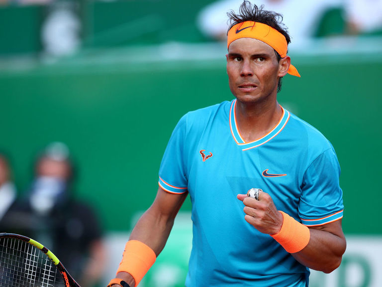 Nadal battles past Pella to reach Monte Carlo semis