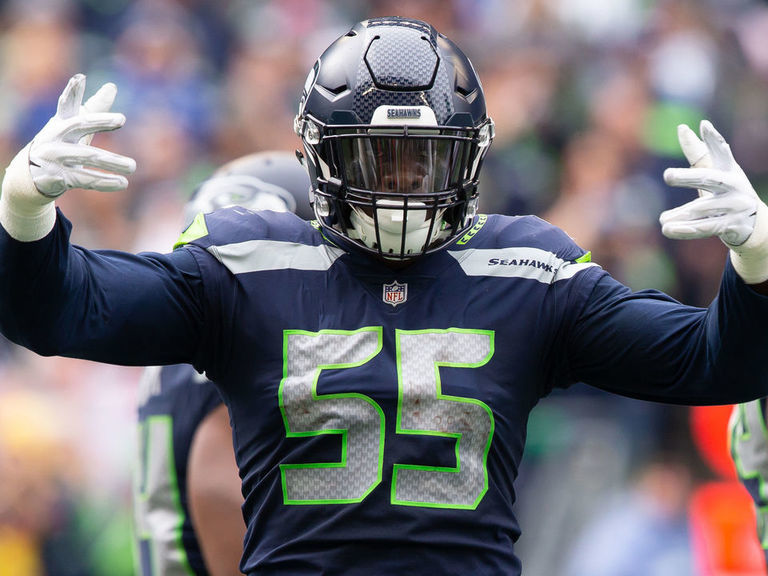 Report: Chiefs, Colts, Jets in mix for Seahawks' Clark
