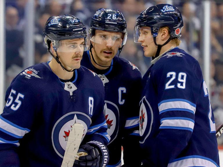 Jets' Laine, Scheifele, Wheeler to skip World Championship