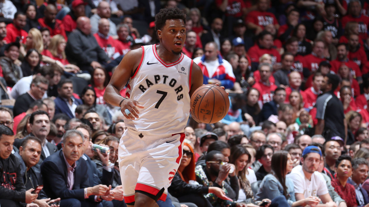 19aeceeeab5 Raptors' Lowry not worried after injuring right ring finger in Game 5 win |  theScore.com