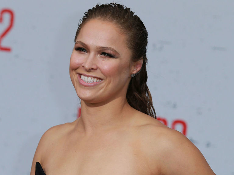 Rousey joins cast of FOX drama series '9-1-1'