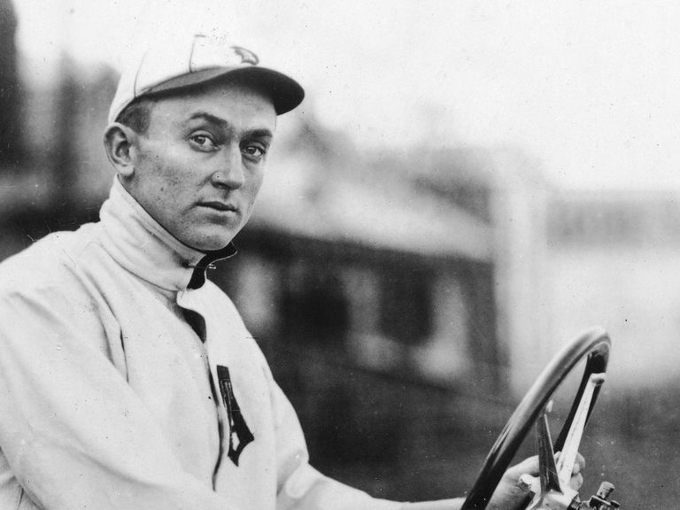 Rare Ty Cobb baseball card sells for over $500K at auction