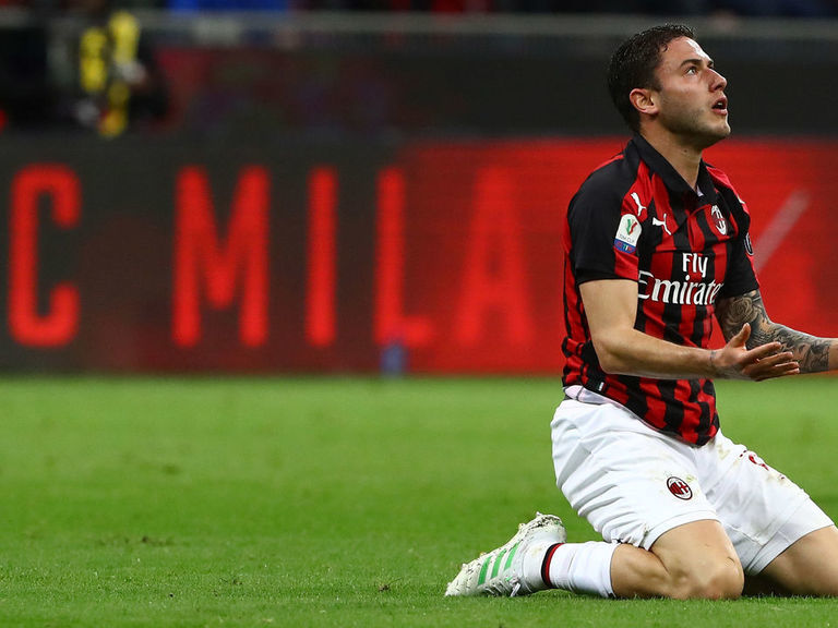 Milan's Calabria may miss Italy's Under-21 campaign with leg injury