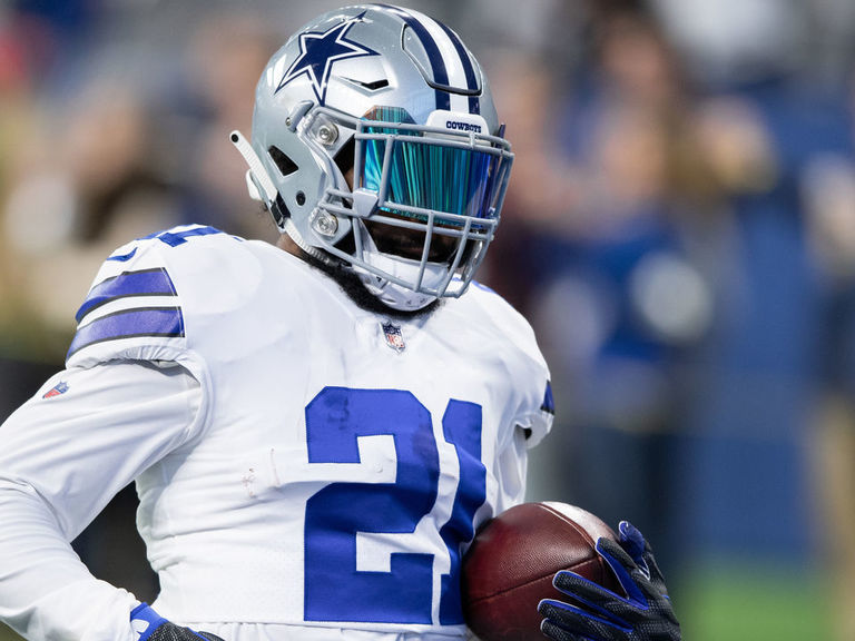 Report: Zeke flys back from Mexico, no deal imminent