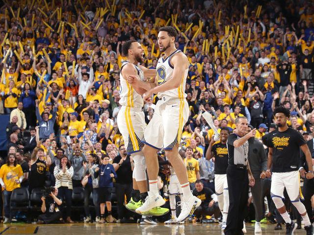 6d527c5aa88 Warriors overcome Durant injury