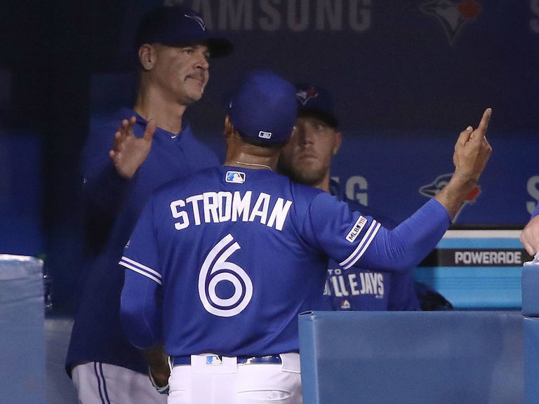 Stroman livid after being removed from game in 7th