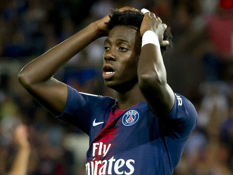 Report: PSG open to offers for Weah